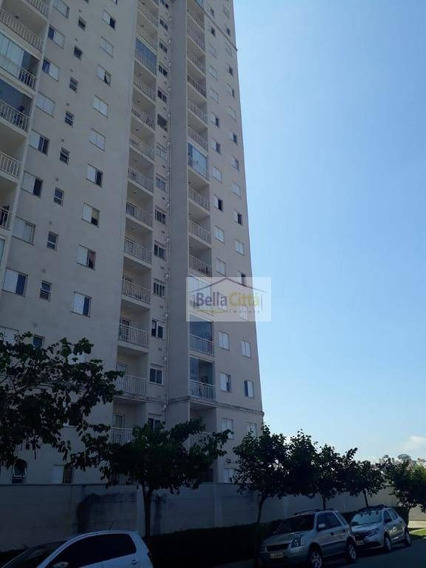 Apartamento Com 3 Dormitórios À Venda Por R$ 370.000 - Parque Santana - Mogi Das Cruzes/sp - Ap0440