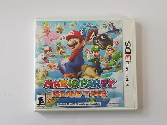 Mario Party Island Tour - Nintendo 3ds - Original