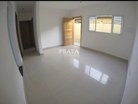 Vila Voturuá S. Vicente Casa Térrea 2 Dorms S/ 1 Suíte 1 Vg Col - V398402