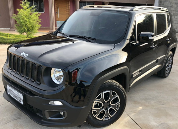 Jeep Renegade 1.8 Aut. Flex 2018/2018