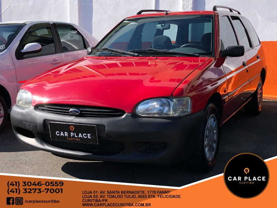 Ford Escort Gl 1.8mpi 16v 4p