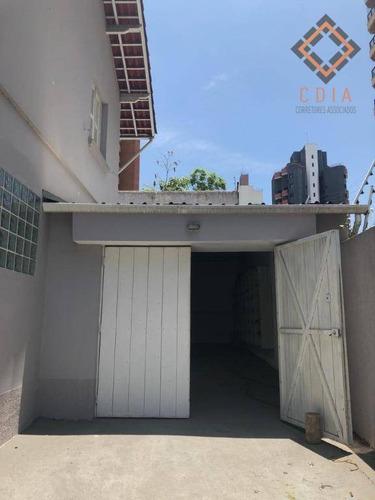 Casa, 300 M² - Venda Por R$ 3.000.000,00 Ou Aluguel Por R$ 9.000,00 - Campo Belo - São Paulo/sp - Ca1347