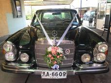 Arriendo Autos Para Matrimonios Y Eventos
