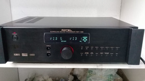 Rotel Surround Sound Processor Rsp-1066