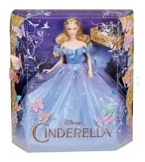 Barbie Cinderela Luxo Baile Encantado