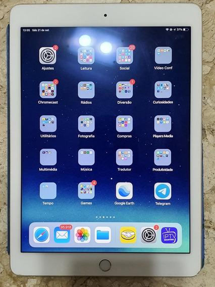 iPad Air 2 - 128gb Wifi - Novíssimo Sem Riscos