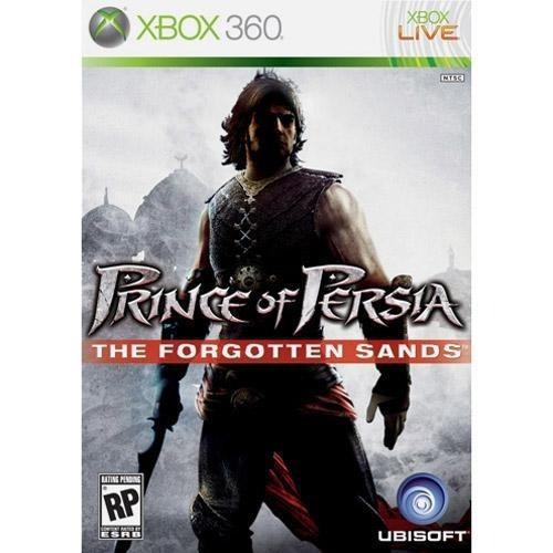 Prince Of Persia: The Forgotten Sands - Xbox 360 Mídia Físic
