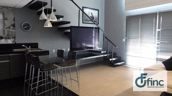 Loft Com 1 Dormitório À Venda, 65 M² Por R$ 400.000 - Parque Campolim - Sorocaba/sp - Lf0009