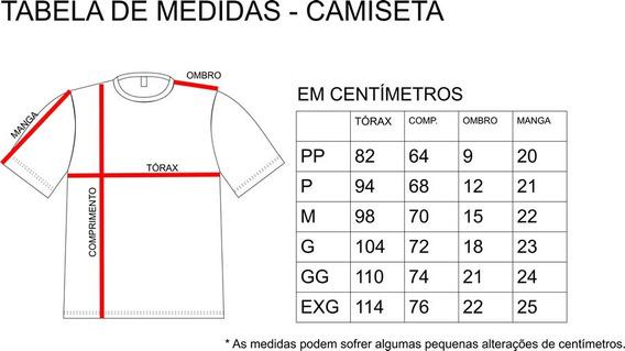 Kit Com 20 Camisas Malha 100% Algodão