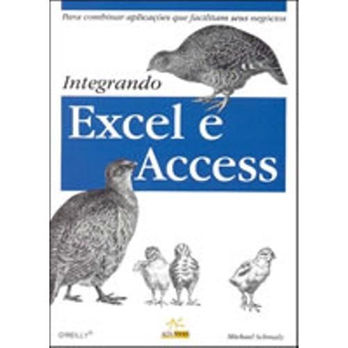 Integrando Excel E Access - Michael Schmalz - Altabooks