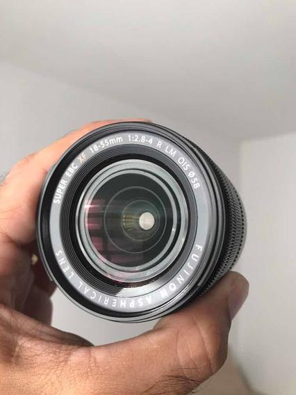 Lente Fujifilm Xf 18-55mm F/2.8-4 R Lm Ois