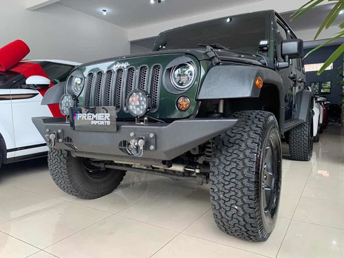 Jeep Wrangler 2010 3.8 Unlimited Sport Aut. 4p