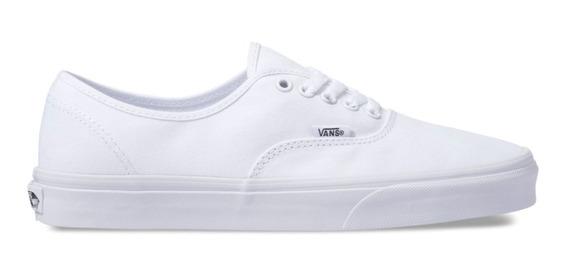 Tenis Vans Negros Blancos Originales Authentic