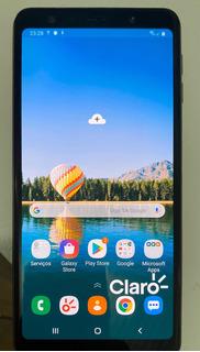 Celular Samsung A7 64gb 2018