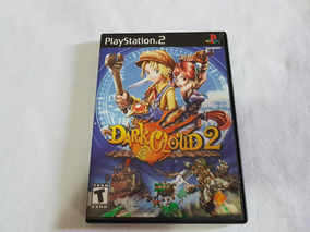 Dark Cloud 2 Ps2 Original Completo