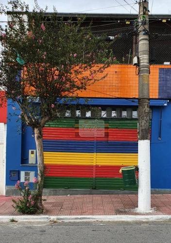 Salão Para Alugar, 40 M² Por R$ 2.800/mês - Vila Bonilha - São Paulo/sp - Sl0107