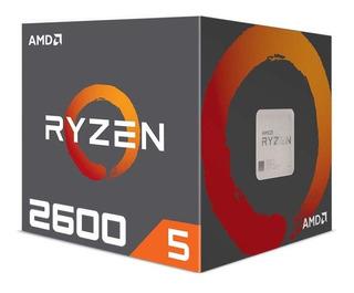 Procesador - Amd Ryzen 5 2600 - 3.9ghz - Wraith Stealth