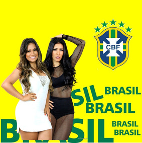 Camisa Copa Brasil Simone E Simaria 2018 Frete Gratis 09