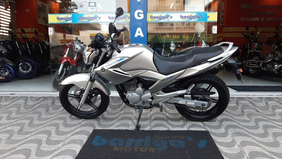 Yamaha Ys Fazer 250 Flex 2013 Prata Impecável