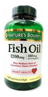 Fish Oil Nature