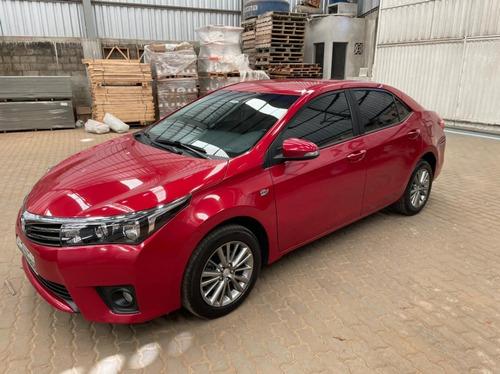 Imagem 1 de 13 de Toyota Corolla 2016 2.0 16v Xei Flex Multi-drive S 4p