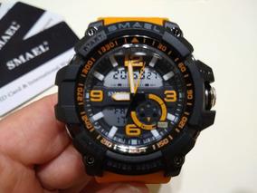 Relógio Smael Esporte S-shock Militar Prova D