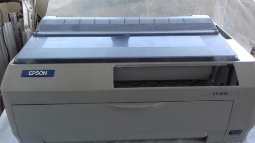 Imagen 1 de 3 de Tapas O Cubiertas Para Impresora Epson Fx-890
