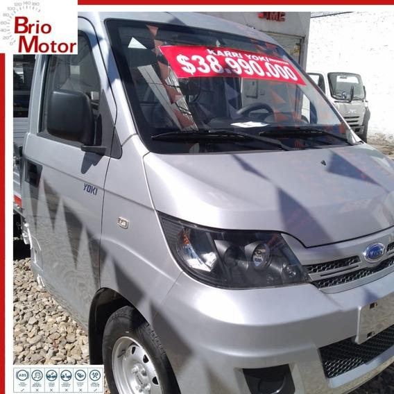 Karry Yoki Mini Truck Pick Up Chasis
