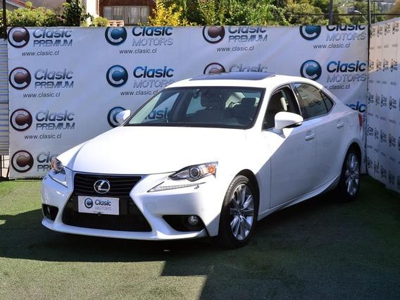 Lexus Is 250 2.5 At 2014