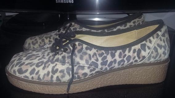 Zapatos Animal Print Marca American Pie