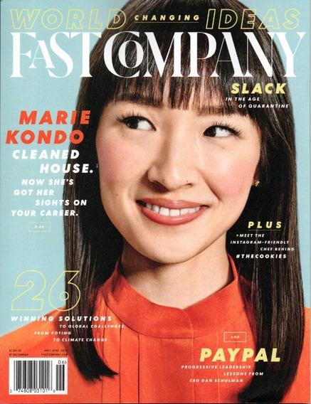 Fast Company-revista Novas Tendência De Negócios