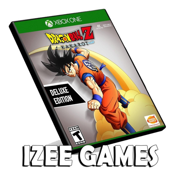 Dragon Ball Z Kakarot Ultimate Xbox One Digital + 1 Jogo