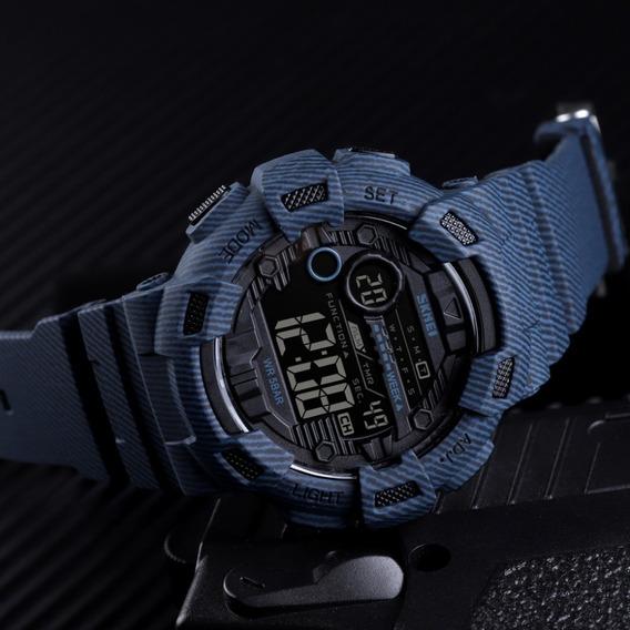 Relógio Esportivo Completo - Frete Grátis