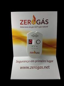 Detector De Gas Glp/ Gás Natural Com Sirene