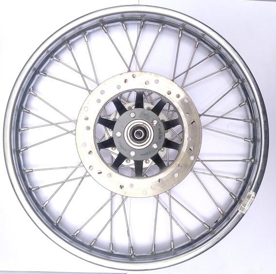 Roda Dianteira Nxr Bros 150/160 Com Disco Original Usado