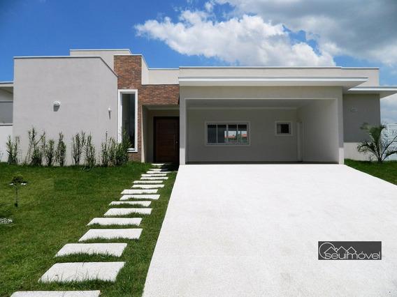 Casa Com 4 Dormitórios À Venda, 245 M² Por R$ 950.000,00 - Condomínio Palmeiras Imperiais - Salto/sp - Ca1350