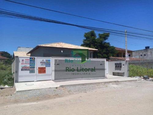 Imagem 1 de 30 de Casa À Venda, 60 M² Por R$ 260.000,00 - Jardim Bela Vista - Rio Das Ostras/rj - Ca1239