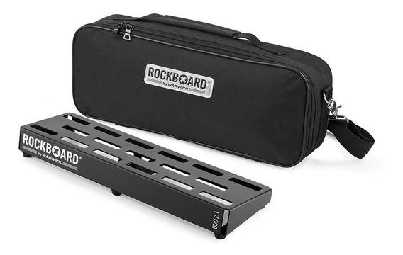 Pedalboard Rockboard Tres 3.1 51x23,6cm Com Gig Bag