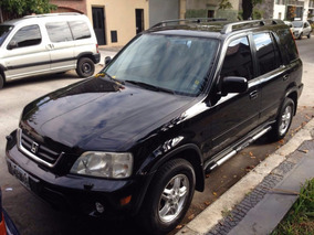 Honda Cr-v La Mas Full Caja Manual 4wd