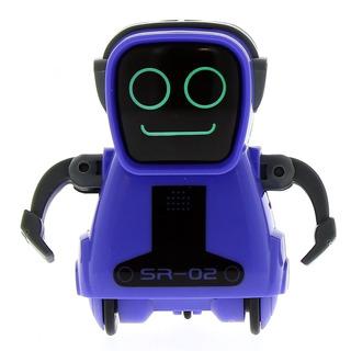 Silverlit Robot Luz Sonido Musica Voz Movimiento Interactivo