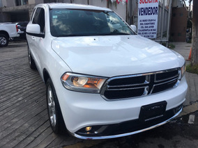 Dodge Durango Limited Tela 2014.