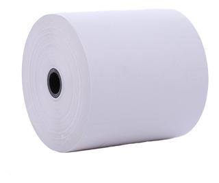 30 Rollos Papel Térmico Comandera/fiscal 80x80 Shure Papers