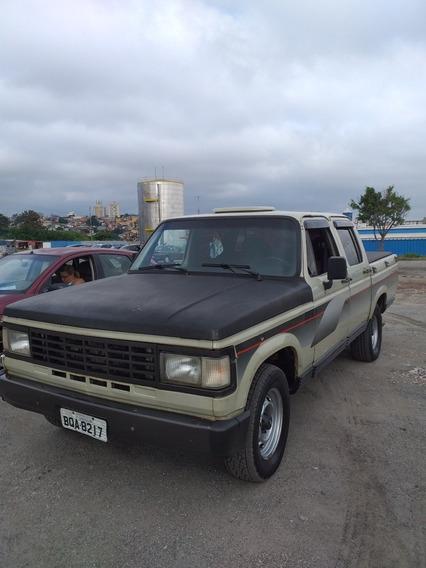 Chevrolet A20 Cabine Dupla Álcool
