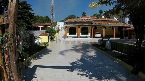 Chácara Com 6 Dormitórios À Venda, 600 M² Por R$ 1.500.000,00 - Vila Ipê - Campinas/sp - Ch0130