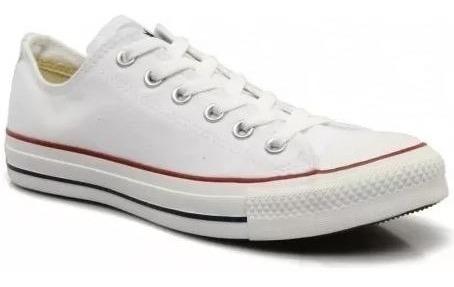 Zapatillas Converse Chuk Taylor All Star Hi Optical-white Co