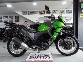 Kawasaki Versys250 Verde 2017