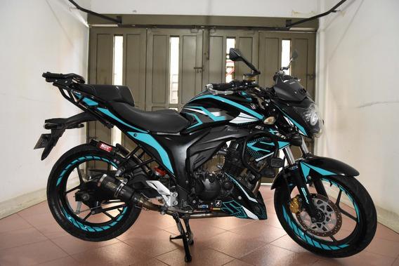 Suzuki Gixxer150 Mod 2016