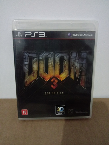 Bethesda Doom 3 Bfg Edition Sony Ps3