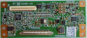 Placa T-con V260b1-c01 Aoc L26w831 Frete Grátis