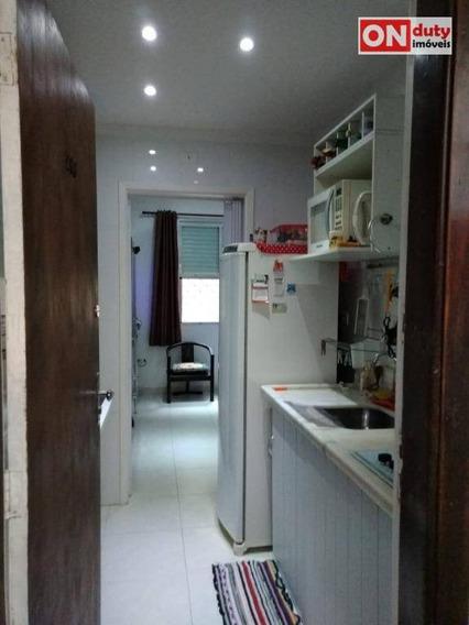 Kitnet Com 1 Dormitório À Venda, 25 M² Por R$ 140.000 - Boa Vista - São Vicente/sp - Kn0149